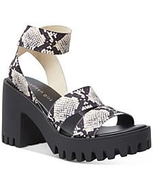 Soho Lug Sandals