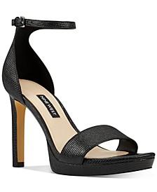 Edyn Platform Sandals