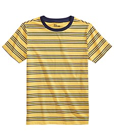 Big Boys Stripe T-Shirt, Created for Macy's
