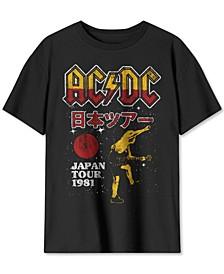 AC/DC Kanji Men's Graphic T-Shirt