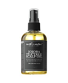 Jojoba and Tea Tree Scalp Oil, 2 Oz