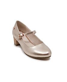Little and Big Girls Dress Shoe
