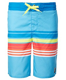 Big Boys Laguna E-Board Swim Trunks