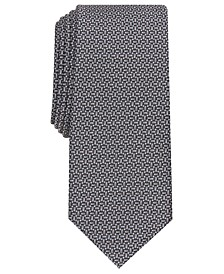 Men's Pearl Geo Necktie, Created for Macy's
