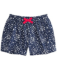 Toddler Girls Star Cluster Shorts, Created for Macy's