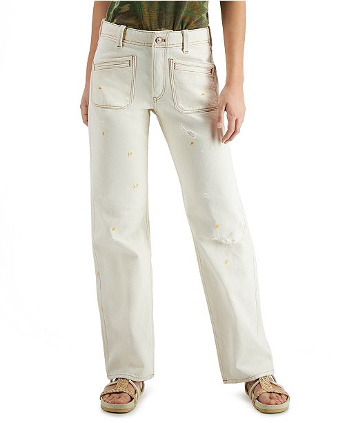 Free People Go Easy Bootcut Jeans