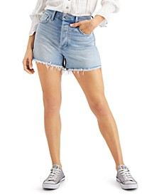 Kinsley Cutoff Denim Shorts