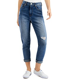 High-Rise Tomboy Jeans