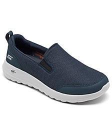 Men's GOwalk Max - Clinched Slip-On Casual Sneakers from Finish Line
