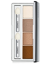 Clinique All About Shadow Quad, 0.016 oz