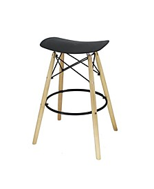 Lotel Indoor Barstools Set of 2