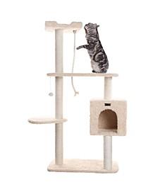 Cat Playhouse, Scratch Cat Furniture