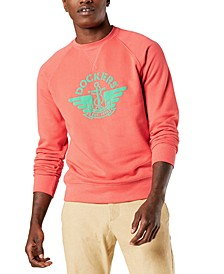 Men's Regular-Fit Logo-Print Sweatshirt, Created for Macy's