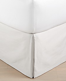 CLOSEOUT! Classic Embossed Jacquard Queen Bedskirt