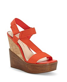 Amillia Wedge Sandals