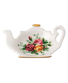 """Old Country Roses Tea Tip 4.7"""""""