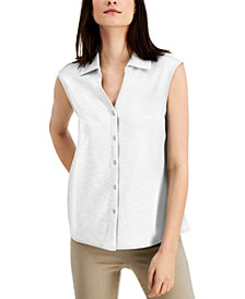 Sleeveless Blouse, Created for Macy's