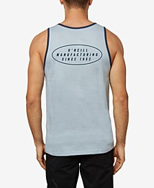 Men's Diver Graphic Tank