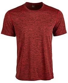 Men's Core Crew Neck Mesh-Back T-Shirt, Created for Macy's