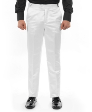 Men's Tuxedo Dress Pants