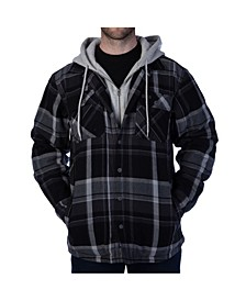 Men's Insert Protector Shirt Jacket