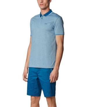 Boss Men's Paddy 2 Cotton-Pique Polo Shirt