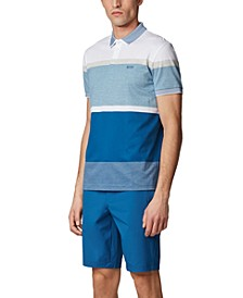 BOSS Men's Paddy 4 Regular-Fit Polo Shirt