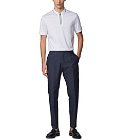 BOSS Men's Paras 04 Regular-Fit Polo Shirt