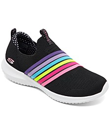 Little Girls Ultra Flex Brightful Day Casual Sneakers from Finish Line