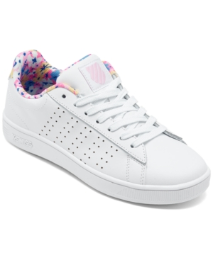 K-Swiss Big Girls Court Casper Casual Sneakers from Finish Line