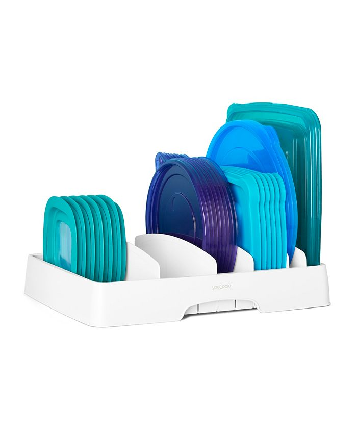 YouCopia - StoraLid™ Container Lid Organizer