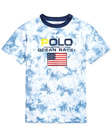 Big Boys Tie-Dye Cotton Jersey T-Shirt