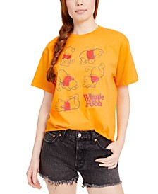Disney Juniors' Winnie-The-Pooh Graphic T-Shirt by Mad Engine