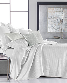 Hotel Collection Olympia King Coverlet, Created for Macy's