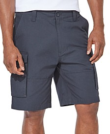 Men's Classic-Fit Rip Stop Cargo Shorts
