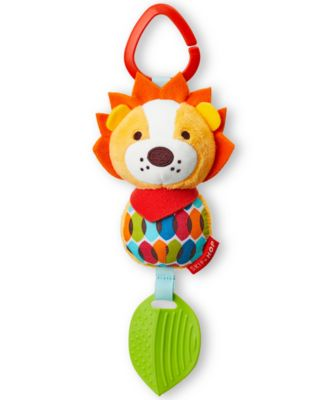 Skip Hop Bandana Buddies Chime & Teethe Toy