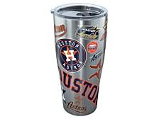 Houston Astros 30-oz. All Over Stainless Steel Tumbler