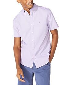 Men's Navtech Short-Sleeve Button-Down Shirt