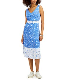 Floral Sleeveless Dress, Created for Macy's