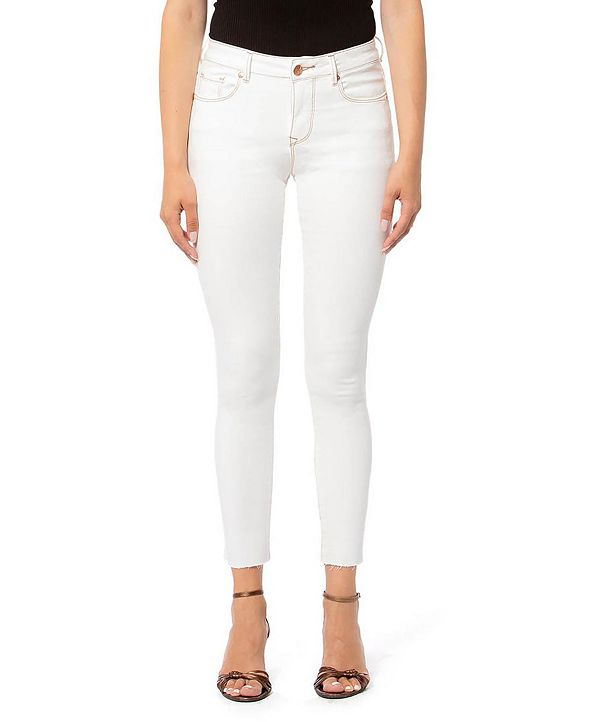Lola Jeans Mid Rise Skinny Ankle