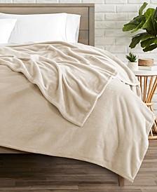 Microplush Fleece Blanket, Full/Queen