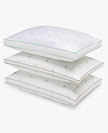 Monogram Logo Cotton Pillows