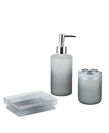 Ombre 3-Pc. Bath Accessory Set