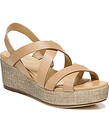 Unique Wedge Sandals