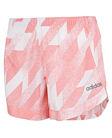Big Girls Printed Woven Short