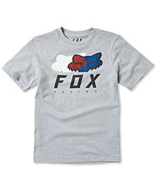 Big Boys Chromatic Logo Cotton T-Shirt