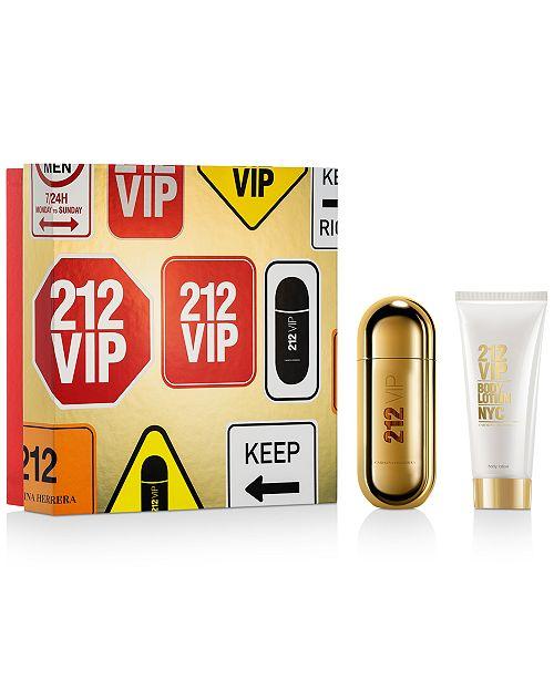 Carolina Herrera 2-Pc. 212 VIP Eau de Parfum Gift Set