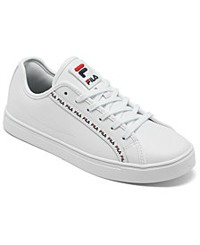 Fila Women's Future VC Repeat Logo Casual Sneakers from Finish Line