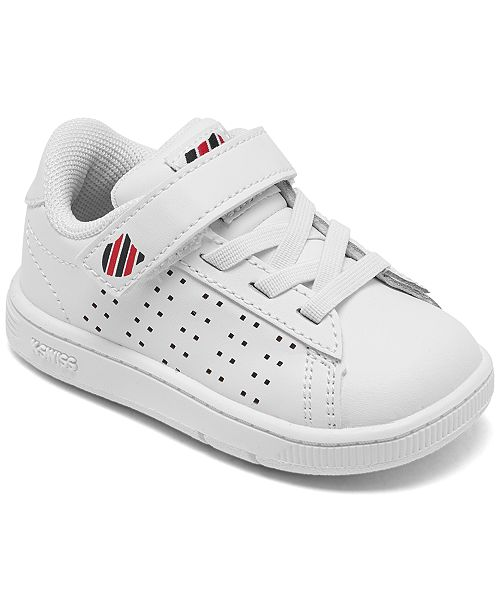 K-Swiss Toddler Boys' Court Casper Casual Sneakers from Finish Line