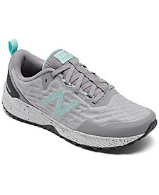 New Balance Women's FuelCore Nitrel V3 Trail Running Sneakers from Finish Line